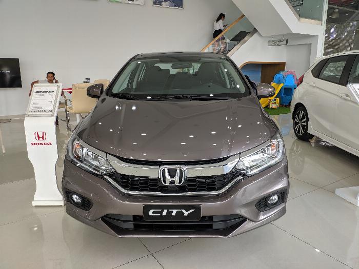 Honda City 2019, GIẢM GIÁ MẠNH NHẤT SG VÀ tặng phụ kiện rất giá trị, hổ trợ vay đến 80%