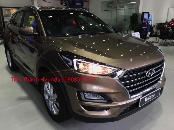 Hyundai Tucson giảm giá tốt 787tr + gói quà tặng, trả trước từ 241tr, góp 12tr5