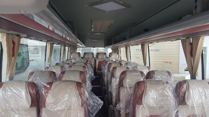 Bán xe 29 chỗ Universer  bầu hơi TB79S Euro IV  2019 Thaco Trường Hải, Bà Rịa Vũng Tàu