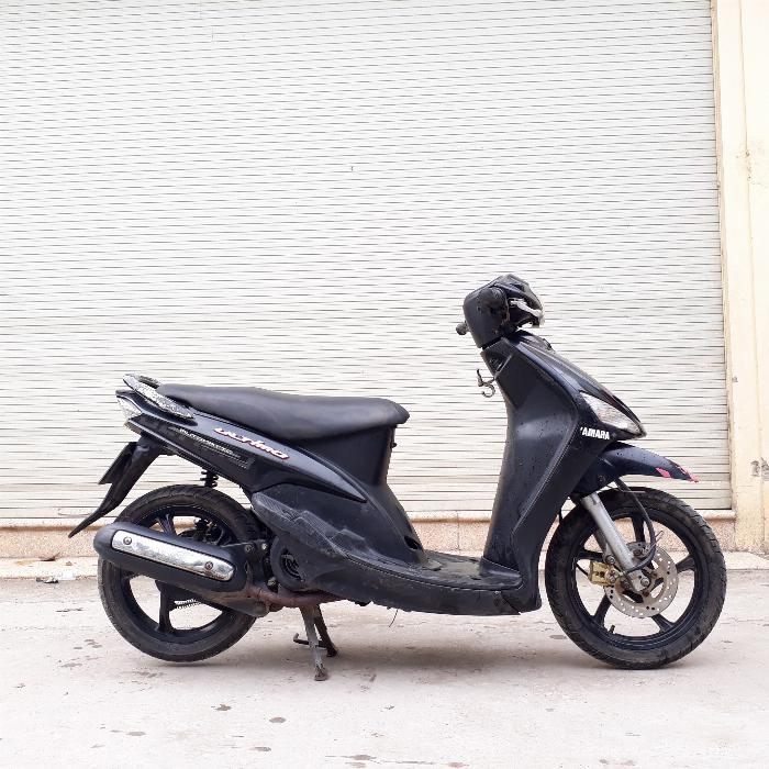 Mio Ultimo Yamaha nguyên bản biển 5 số Hà Nội 29