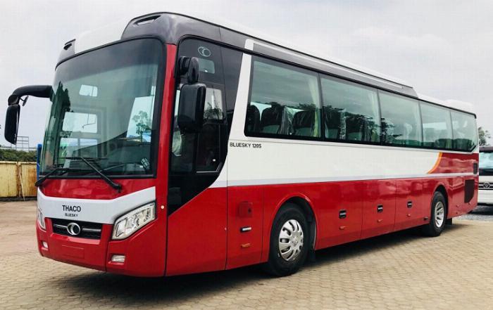 xe khách 45 chỗ THACO / Thaco Universe 45 chỗ động cơ 336PS 2019 / Liên hệ 0938.900.846 0