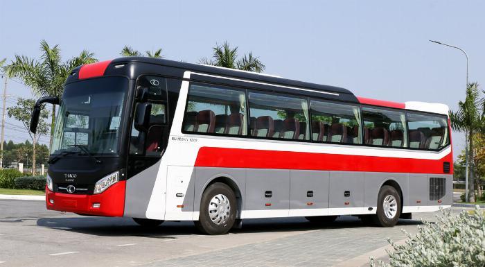 xe khách 45 chỗ THACO / Thaco Universe 45 chỗ động cơ 336PS 2019 / Liên hệ 0938.900.846 5