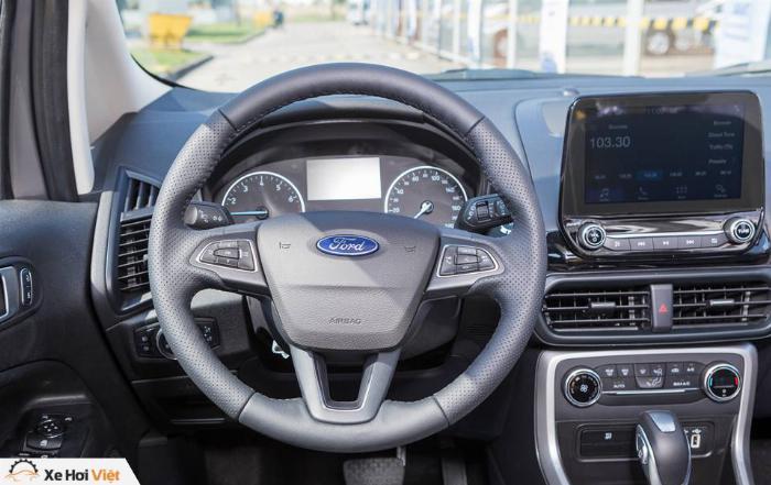 Chỉ với 165tr Bạn đã sở hữu xe Ford Ecosport 2019