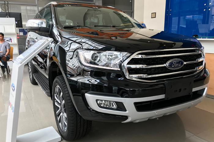 Nhanh tay sở hữu xe Ford Everest 2019 2 cầu mạnh mẻ với giá tốt nhất TPHCM 19