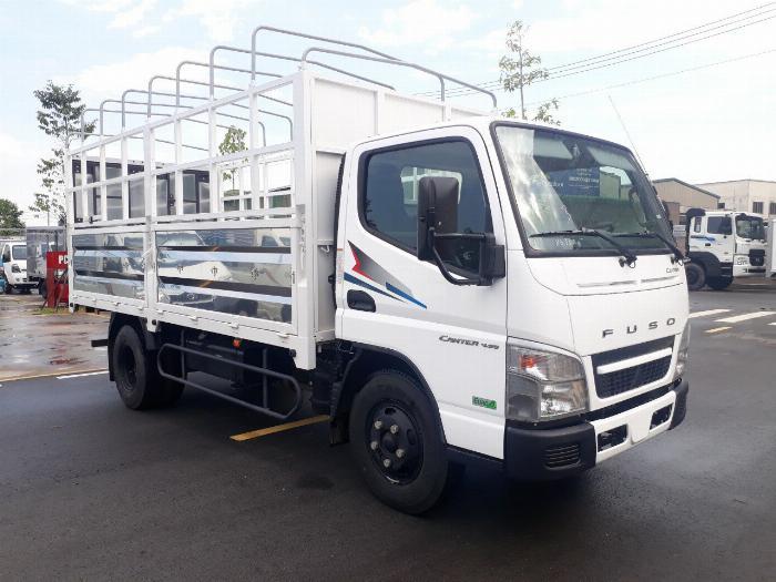 Xe tải Fuso4.99 máy mitshubishi tải trọng 2.1T hỗ trợ trả góp 2019 7
