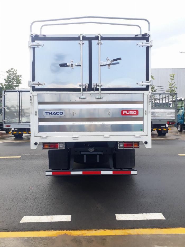 Xe tải Fuso4.99 máy mitshubishi tải trọng 2.1T hỗ trợ trả góp 2019 6
