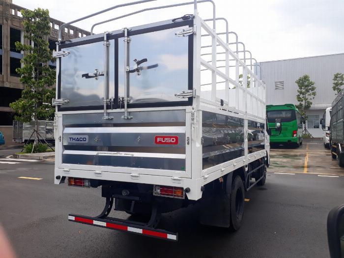 Xe tải Fuso4.99 máy mitshubishi tải trọng 2.1T hỗ trợ trả góp 2019 9