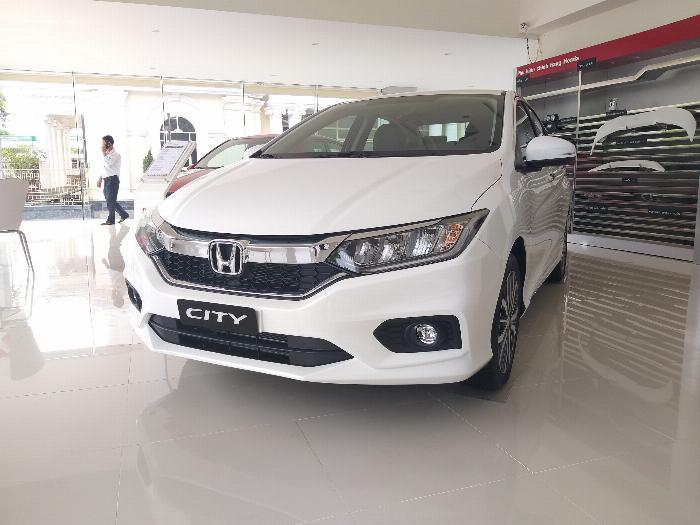 Honda Ôtô Thanh Hóa, Giao Ngay Honda City 1.5 Top, Đời 2019 Màu Trắng, Giá Hấp Dẫn, LH: 0962028368