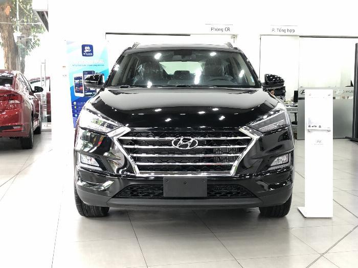 Tucson Dầu Đen, Hyundai An Phú, Hyundai Tucson, Tucson 2019, Xe Hyundai 2