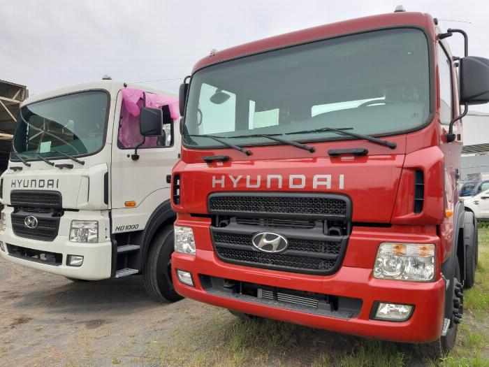 Đầu Kéo Hyundai HD1000 2019 Giao Ngay, Đầu Kéo HD1000 Trả Góp