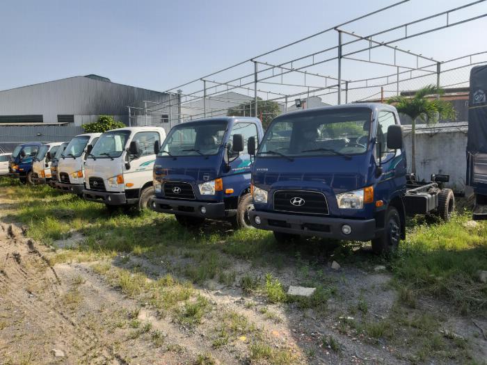 Xe Tải Hyundai 110s 6.5 Tấn 2019 Trả Góp, Xe Tải 110s 6.5 Tấn Giao Ngay