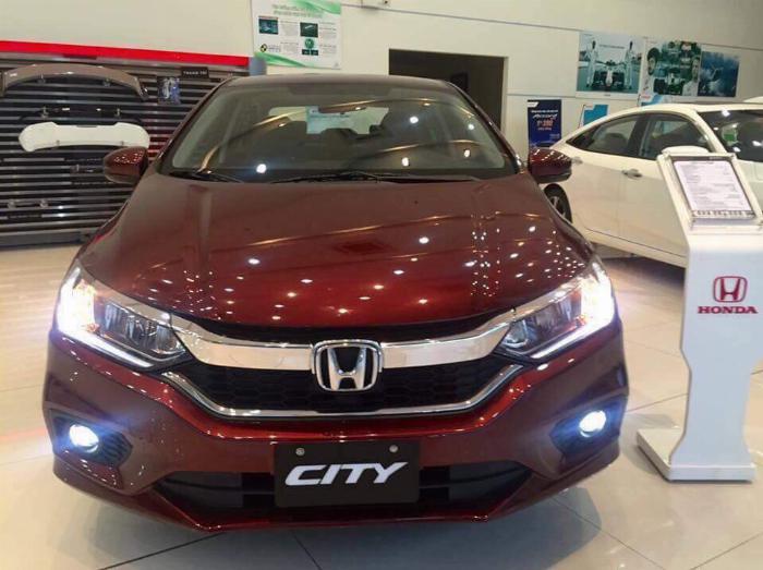 Honda Ôtô Thanh Hóa, Giao Ngay Honda City 1.5 Top, Đời 2019, Màu Đỏ, Giảm Giá Khủng, LH: 0962028368