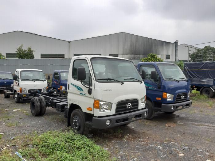 Xe Tải Hyundai 110s 7 Tấn 2019, Mighty 110s 7 Tấn Trả Góp Giao Ngay 3