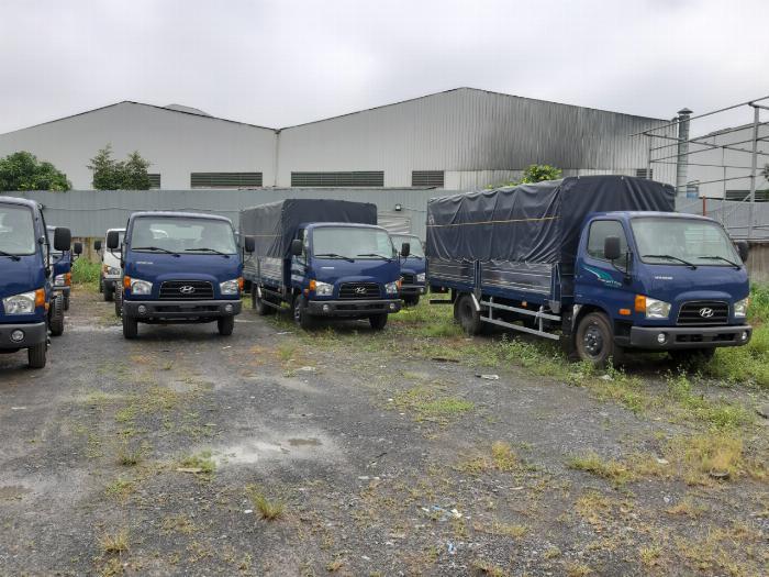 Xe Tải Hyundai 110s 7 Tấn 2019, Mighty 110s 7 Tấn Trả Góp Giao Ngay 4