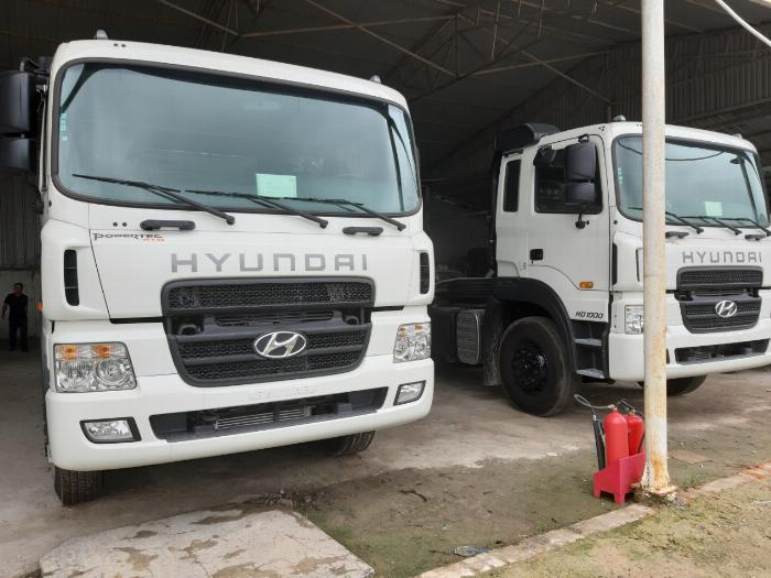 Giá Xe Đầu Kéo Hyundai HD1000 2019 Trả Góp , Đầu Kéo HD1000 Giao Ngay
