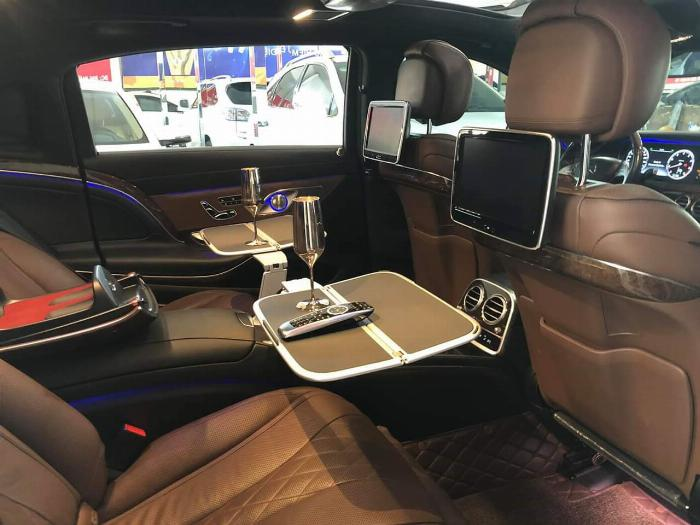 GIAO NGAY Mercedes Benz S400L Model 2018 độ Maybachs600