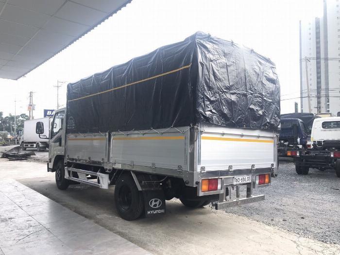 Xe tải iz65 gold đô thành tải trọng 2,5 tấn và 3,5 tấn