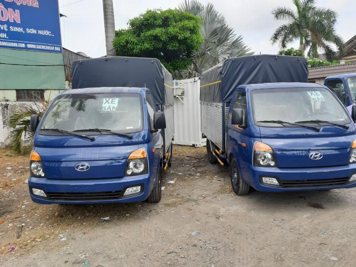 Giá Xe Tải H150 1.5 Tấn 2019, Hyundai H150 1.5 Tấn Trả Góp Giao Ngay 2