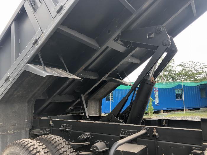 Xe ben Howo thùng 7,2 khối được hỗ trợ vay vốn lên đến 70% GIÁ TRỊ CỦA XE 2