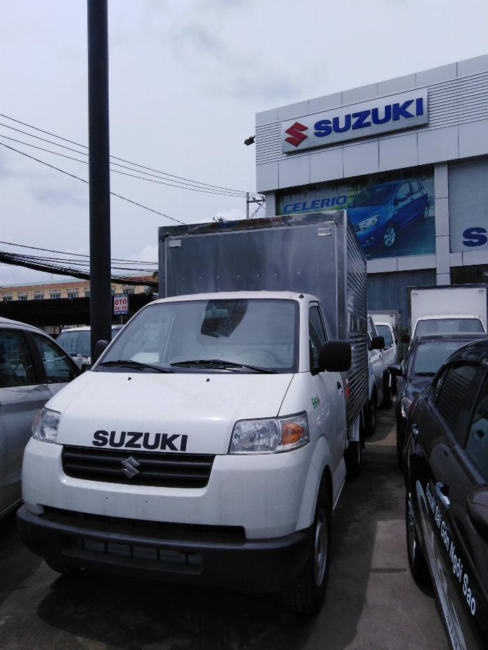 80 triệu nhận xe ngay bán trả góp suzuki carry pro 3