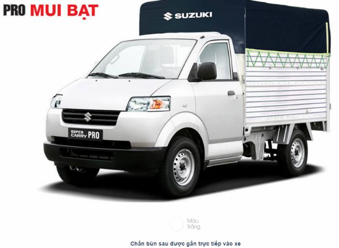 80 triệu nhận xe ngay bán trả góp suzuki carry pro 2