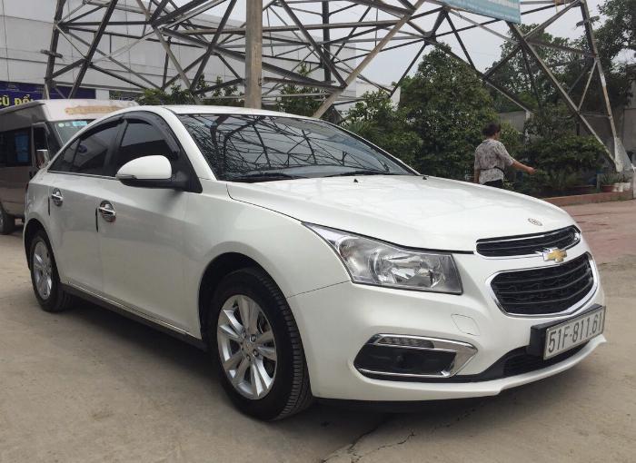 Bán Cruze sx 2016 MT bảo hành xe bán tại hãng 2