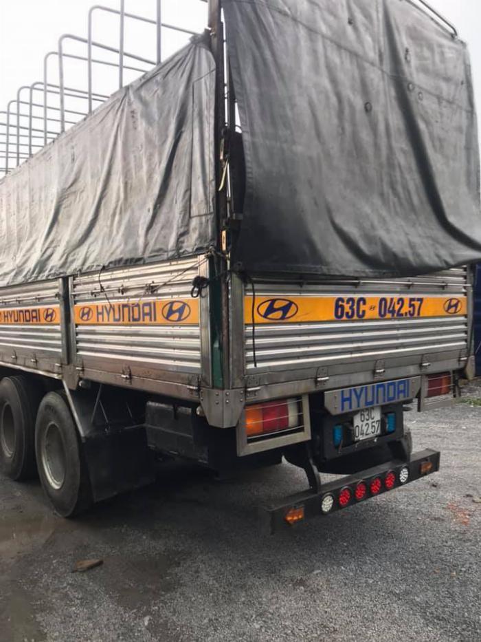 bán hyundai hd 320 đời 2014 nhập khẩu 5