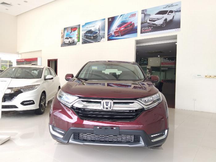Honda CRV 1.5L, Đời 2019, Đủ Màu, Giảm Cực Sốc, LH: 0962028368 6