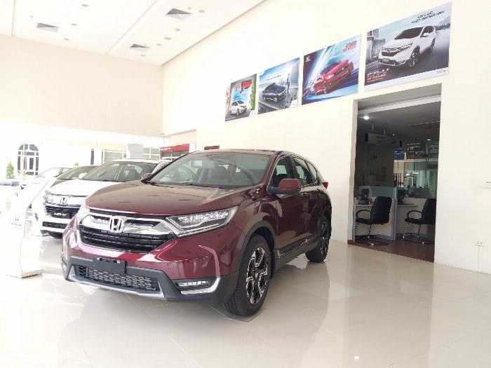 Honda CRV 1.5L, Đời 2019, Đủ Màu, Giảm Cực Sốc, LH: 0962028368 7