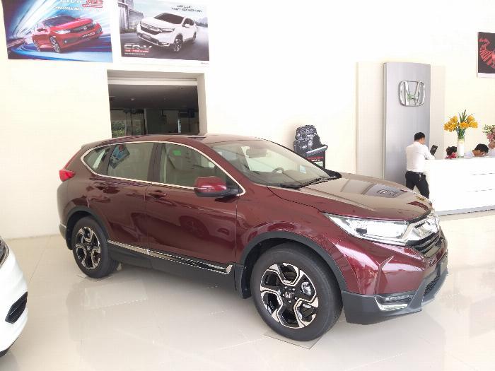 Honda CRV 1.5L, Đời 2019, Đủ Màu, Giảm Cực Sốc, LH: 0962028368 9