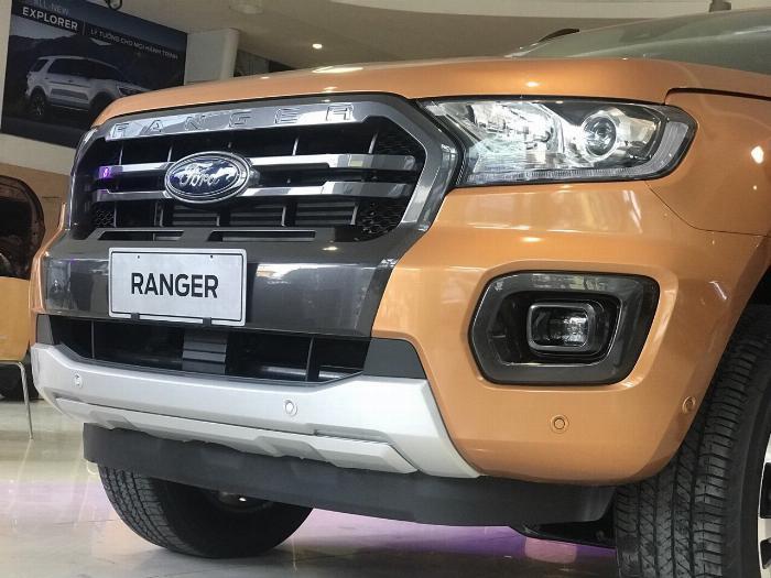 Bán Ford Ranger Wildtrak Turbo 2.0L đủ màu, giá tốt nhất Hà Nội