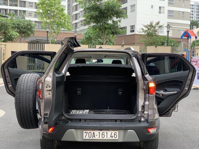 Ford ECOSPORT TITANIUM NÂU 2018 Xe Đẹp Giá Hợp Lý. 9