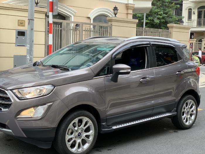 Ford ECOSPORT TITANIUM NÂU 2018 Xe Đẹp Giá Hợp Lý. 2