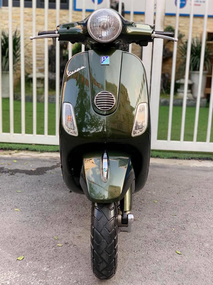 Cần Bán LX ie 2012 màu Xanh rêu thời trang cực đẹp.