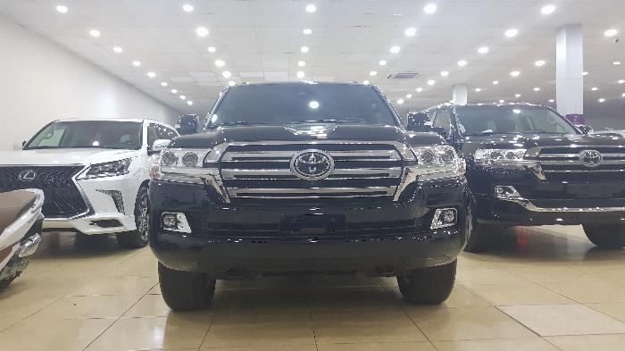 Bán Toyota Land Cruiser 5.7L 2019 bản xuất Mỹ