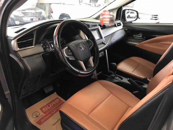Bán xe Innova G số tự động sx 2017, đệp hết ý, giá giảm hết mức 5