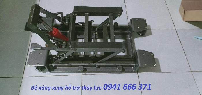 Cửa hàng bán bệ xoay xe máy hạng nặng 2