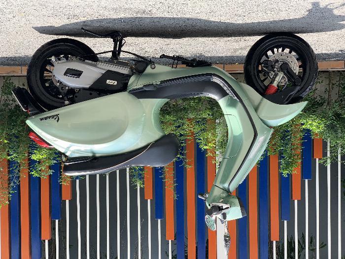 Cần Bán Sprint iGet ABS 2017 màu Xanh rêu cực mới