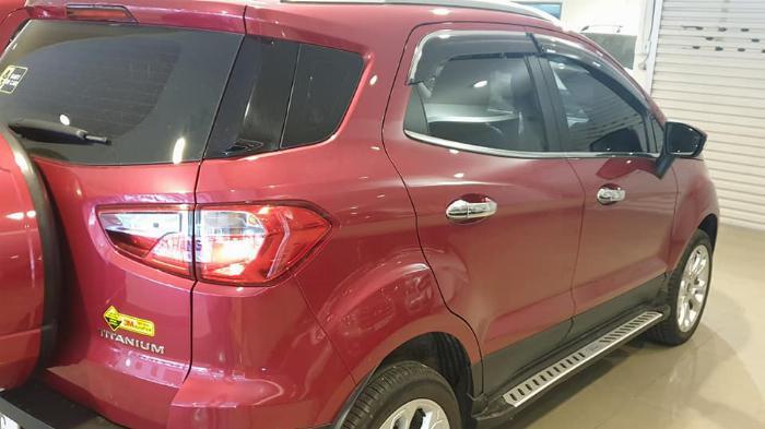 Ford ECOSPORT TITANIUM 2018 ĐỎ XE ĐẸP CHO MỌI NGƯỜI 9