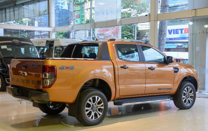 Ford Ranger Wildtrak Bi-Turbo Nhập Thái KM 70 Triệu
