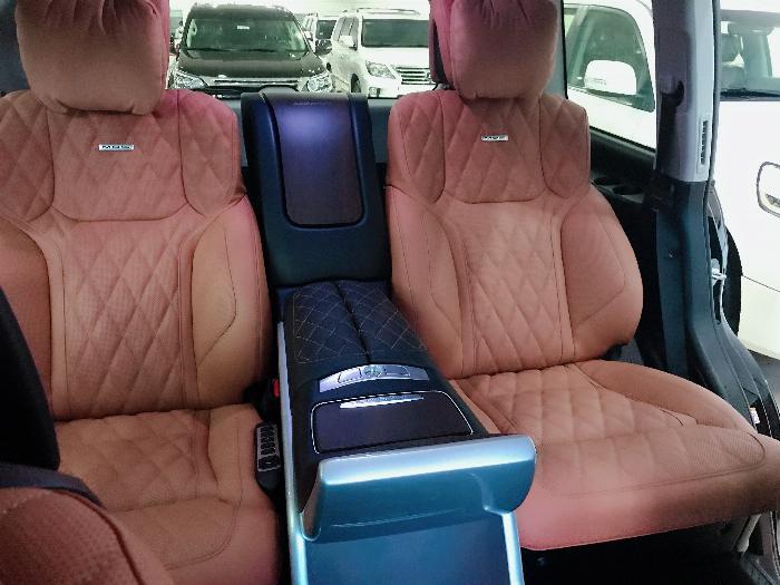 Bán Toyota Land Cruise 5.7 MBS Model 2020 ,4 chỗ ,4 ghế massage siêu Vip,xe giao ngay . 12