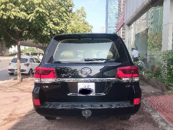 Bán Toyota Land Cruise 4.6.V8,sản xuất và đăng ký 2016,tên cty .Hóa đơn 1.6 tỷ .LH:0906223838 3