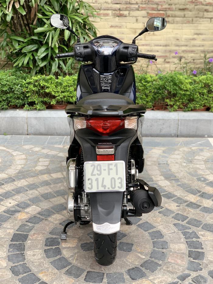 Cần bán: SH Việt 150 Full nhập 2015 màu Đen đẹp miễn chê 16