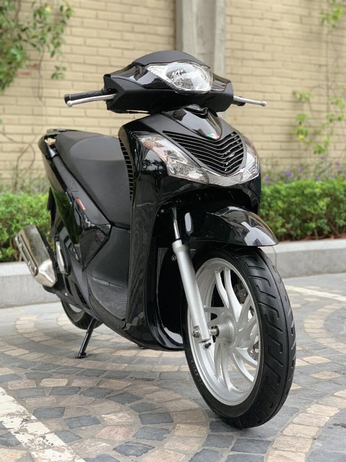 Cần bán: SH Việt 150 Full nhập 2015 màu Đen đẹp miễn chê 3
