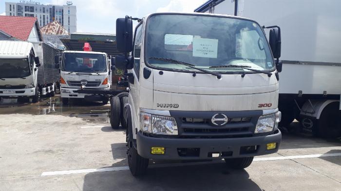 Tư vấn mua xe tải Hino 5 tấn trả góp