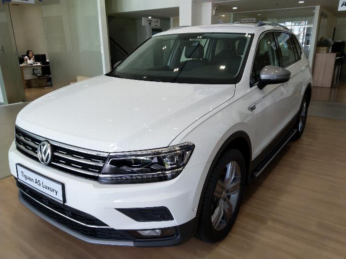 SUV đẳng cấp, sang trọng đến của Đức - Volkswagen Tiguan Allspace 2019 - Ưu đãi lớn 2019