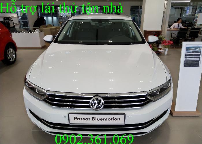 Sedan cho Doanh Nhân (nhập Đức) - Volkswagen Passat 2019 - Ưu đãi 2019