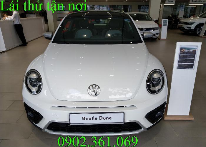 Hàng hiếm và cực HOT - Volkswagen Beetle Dune - Ưu đãi 2019 - Chỉ còn 2 chiếc cuối cùng tại Việt Nam