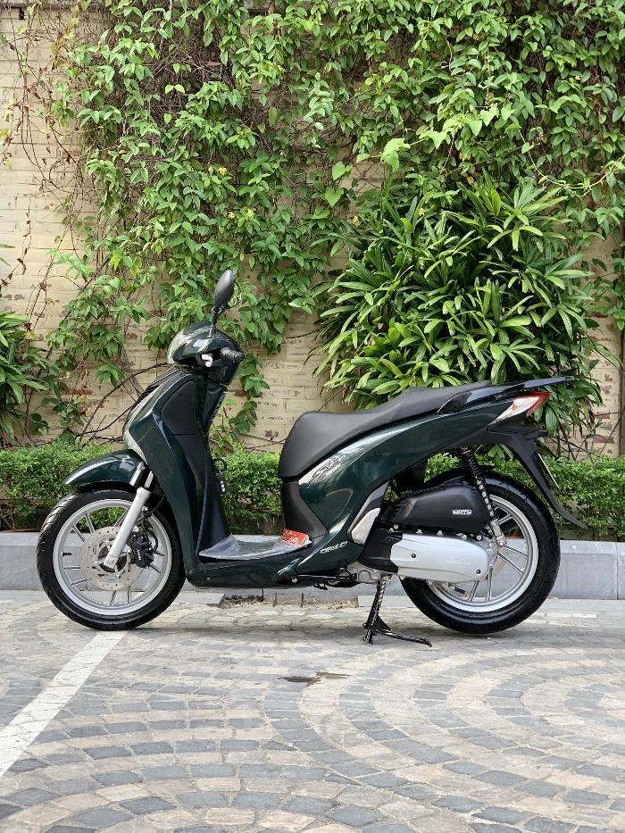 Cần bán SH Việt 125 khoá Smartkey 2016 màu xanh rêu cực chất 1