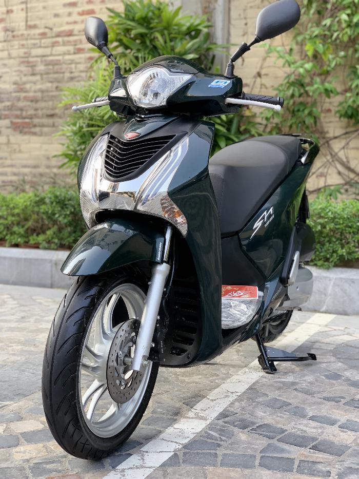 Cần bán SH Việt 125 khoá Smartkey 2016 màu xanh rêu cực chất 3